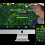 Consultant website design build creation - Daphne Amory